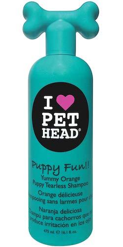 puppy-shampoo